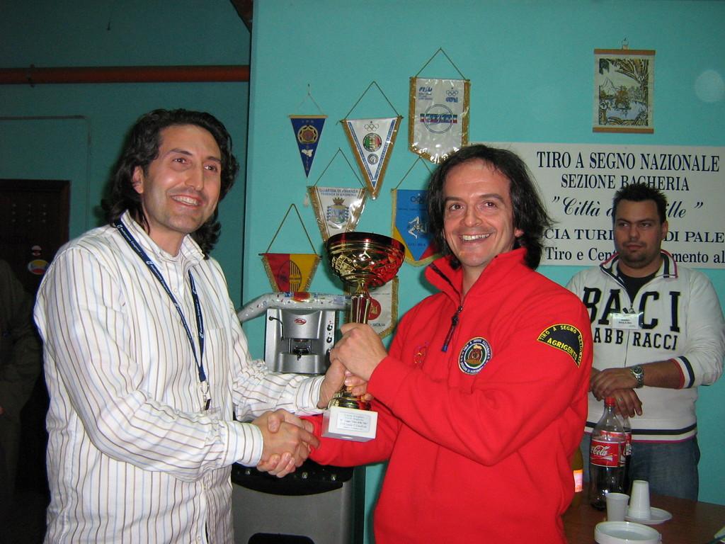 Premiazione Angelo Mauro