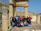 Visita alle rovine di Solunto